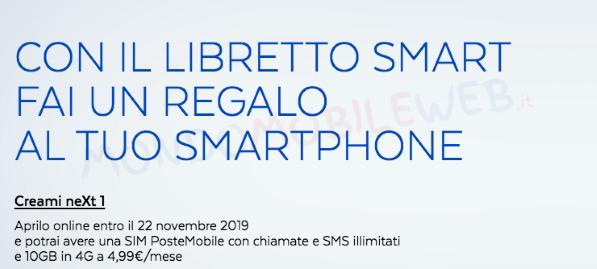 Libretto Smart Creami Next 1