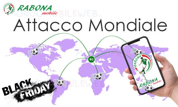 Rabona Mobile Attacco Mondiale