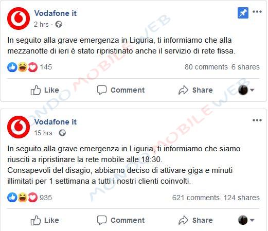 Vodafone Liguria