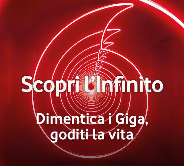 Vodafone Infinito Giga illimitati