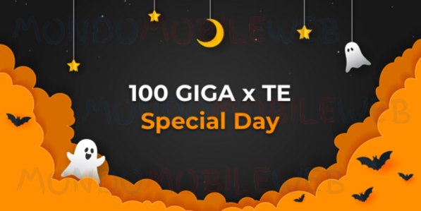 Wind 100 Giga x TE Special Day