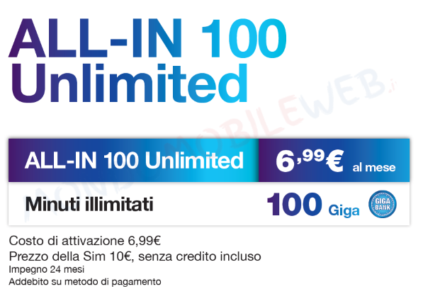 3 All-In 100 Unlimited