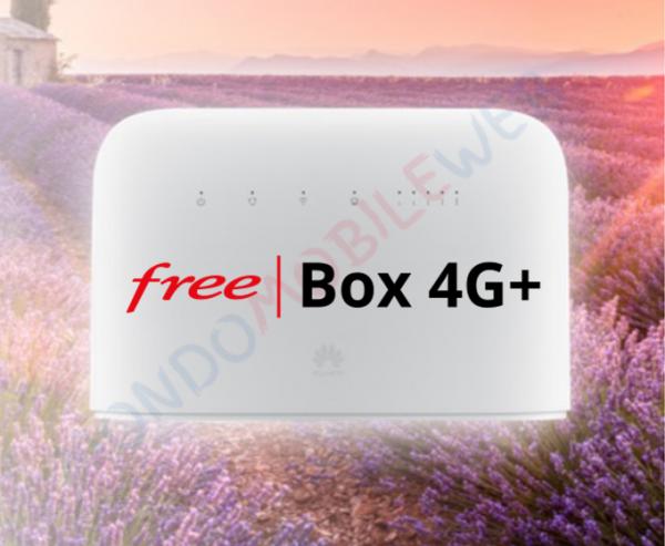Iliad Free Box 4G+