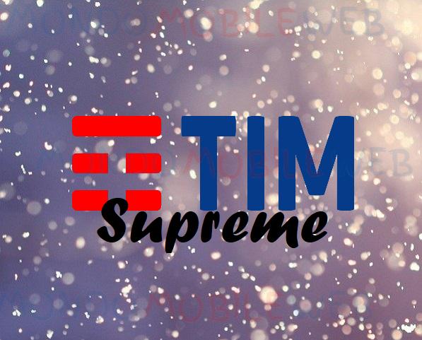 Photo of Tim Supreme a 5,99 euro al mese con minuti e 50 Giga senza costi sim e attivazione in alcuni corner