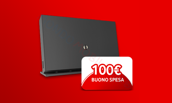 Photo of Vodafone Internet Unlimited online: con la Fibra FTTH 100 euro di buono spesa in regalo