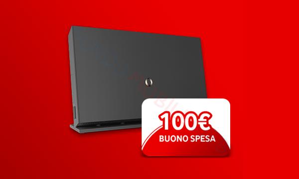 Photo of Vodafone Internet Unlimited: fino a 100 euro di buono regalo con la promo online in FTTH e FTTC