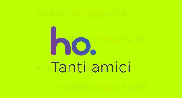 Photo of ho. Tanti Amici prosegue ancora: fino a 150 euro in ricariche omaggio entro il 30 Settembre 2020