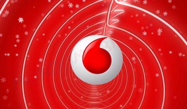 Vodafone Natale