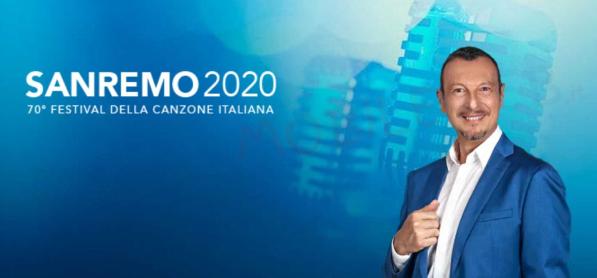 Amadeus Tim Sanremo 2020