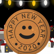 Vodafone Happy New Year 2020