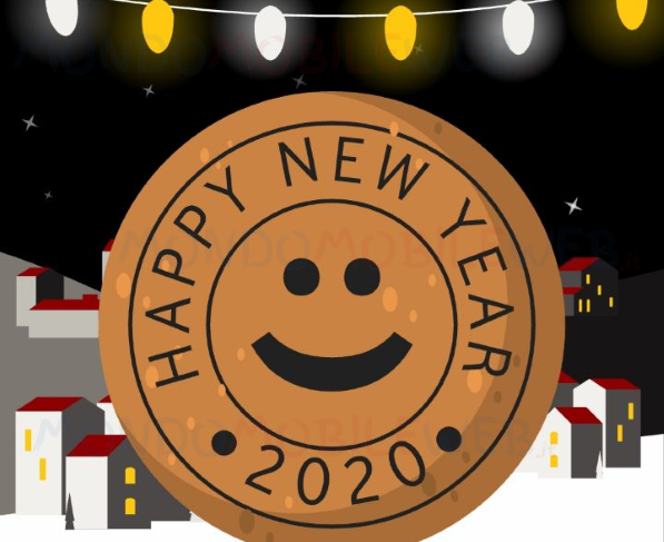 Photo of Vodafone augura un buon 2020 regalando Giga illimitati con l'iniziativa Happy New Year 2020