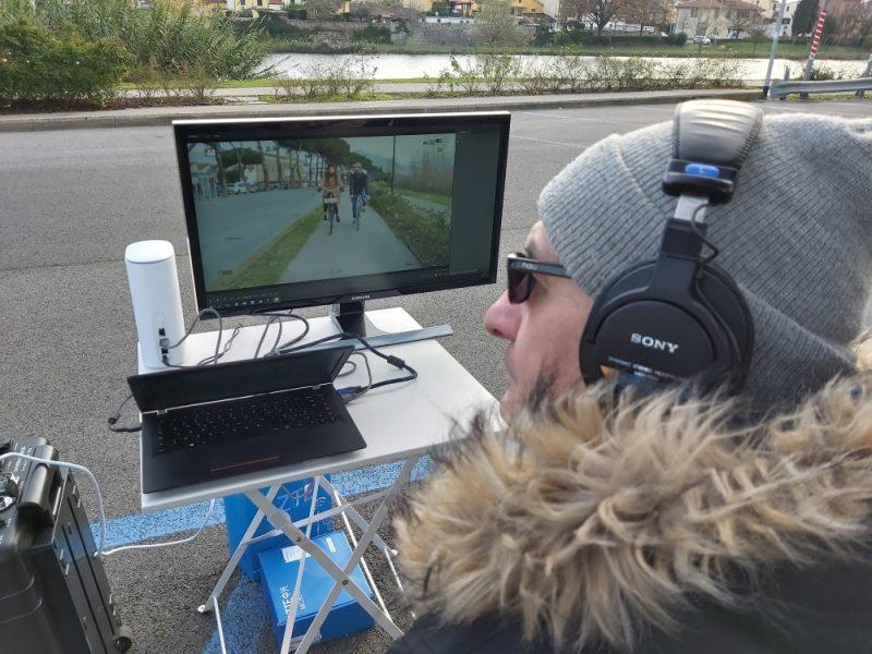 Photo of Sperimentazioni 5G: utilizzata la rete di Wind Tre e Open Fiber a Prato per le riprese di un film