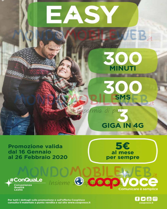 CoopVoce Easy