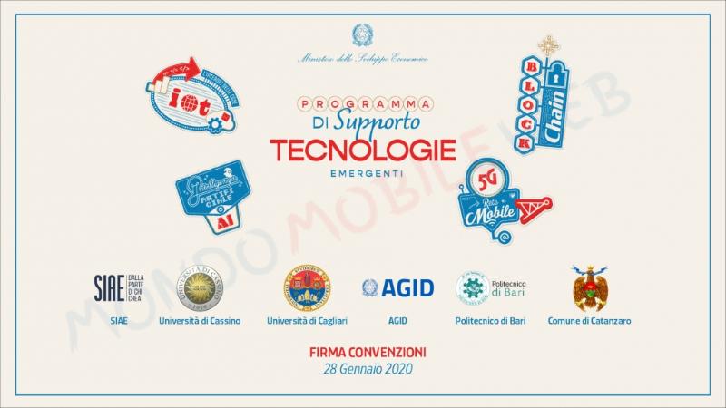 tecnologie emergenti 5G progetti
