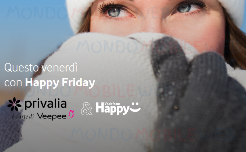 Privalia Vodafone Happy