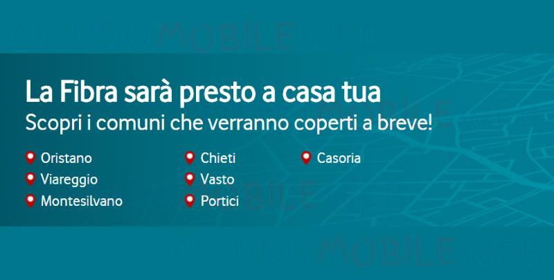 Vodafone Fibra FTTH