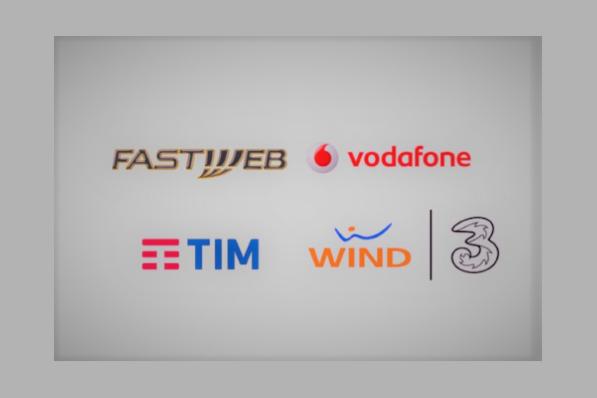 TIM Vodafone Wind Tre Fastweb