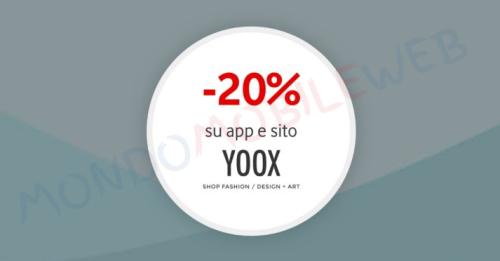 Photo of Vodafone Happy Friday del 3 Gennaio 2020: in regalo 20% di sconto su YOOX come l'anno scorso
