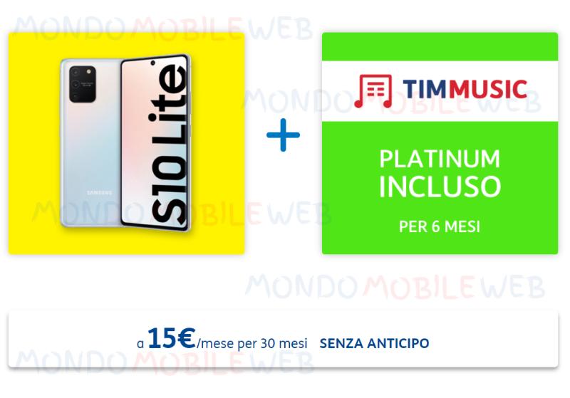 Samsung Galaxy S10 Lite Sanremo