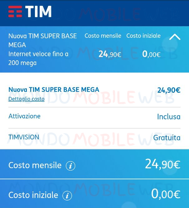 TIM Super Mega