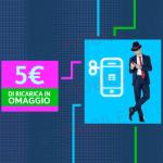 TIM promo ricarica 5 euro