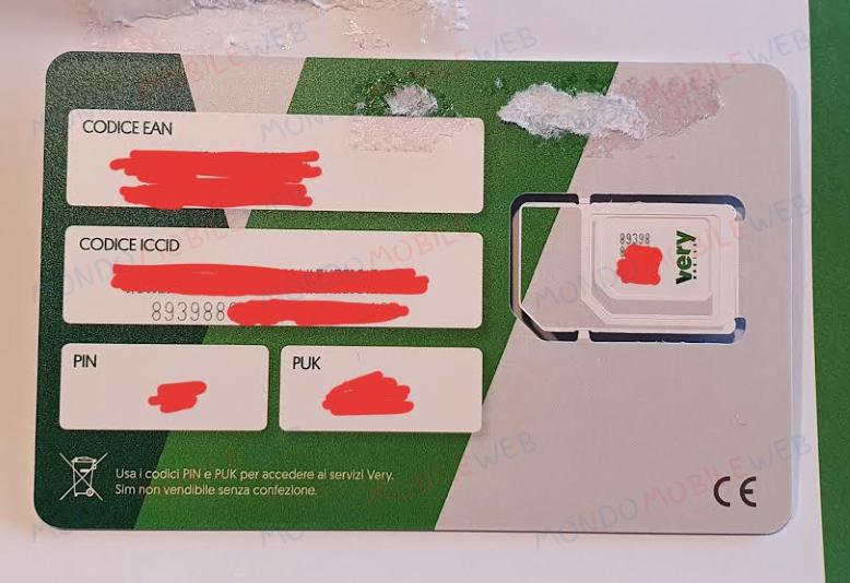 seriale SIM