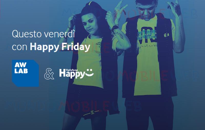Happy Vodafone