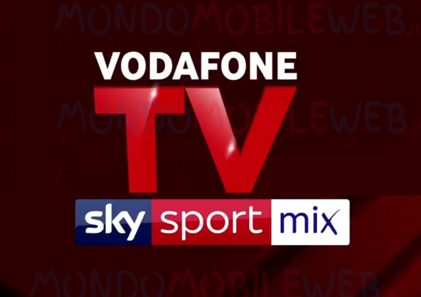 Photo of Vodafone TV Mobile: il canale Sky Sport Mix non è più disponibile