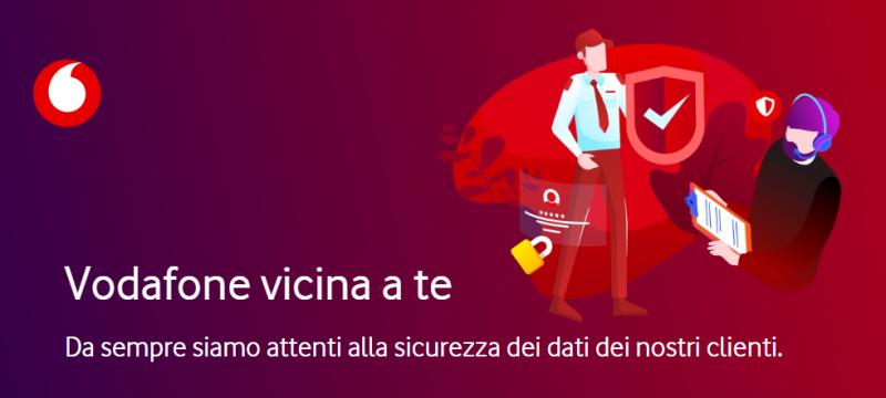 Vodafone vicina a te