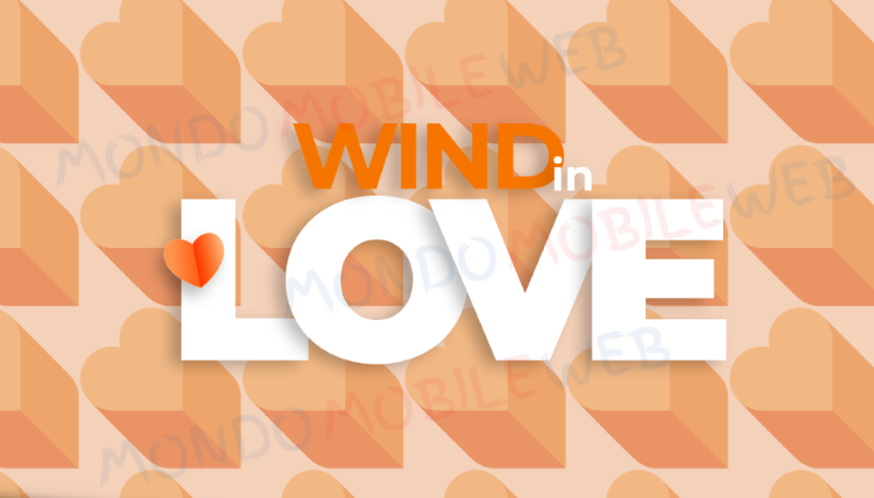 Wind In Love San Valentino