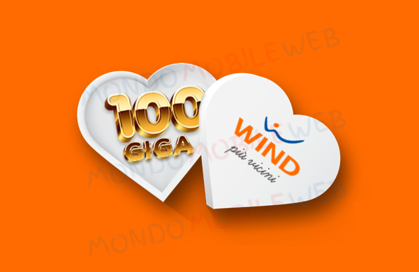 Photo of Wind: offerte In Love fino a 100 Giga anche online e Fibra tutto incluso a 25,98 euro