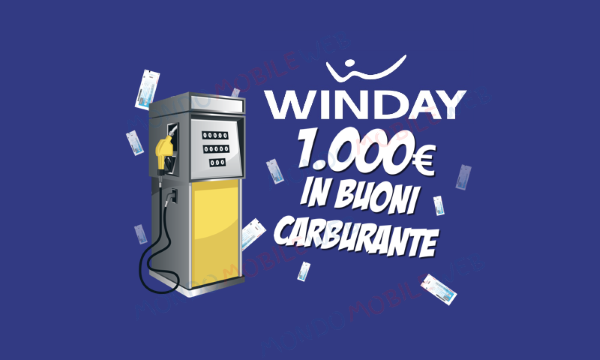 Wind carburante