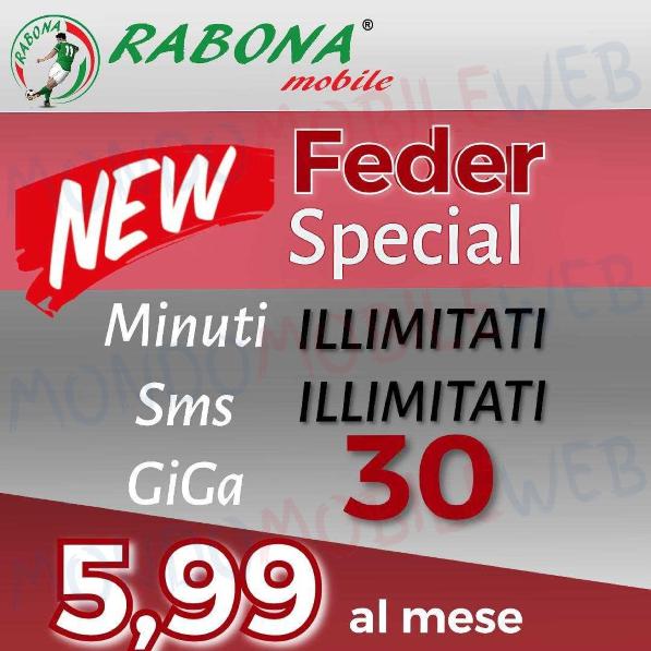 Rabona Feder Special