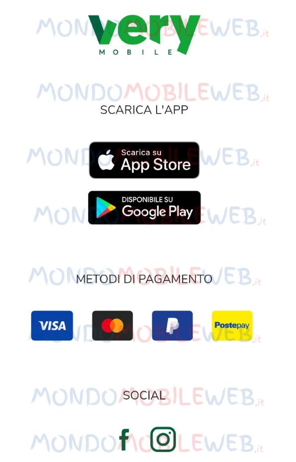 VeryMobile App