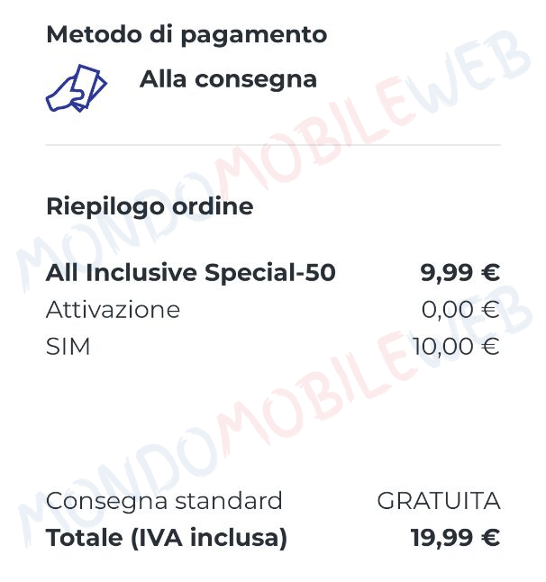 Wind All Inclusive Special 50 Giga