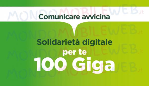 Photo of CoopVoce pubblica i dettagli dei 100 Giga gratis per la solidarietà digitale Coronavirus