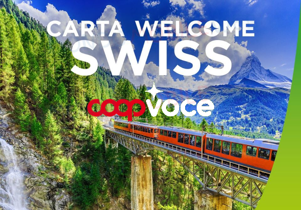 Photo of CoopVoce Carta Welcome Swiss: minuti e Giga per 7 giorni da utilizzare in Svizzera