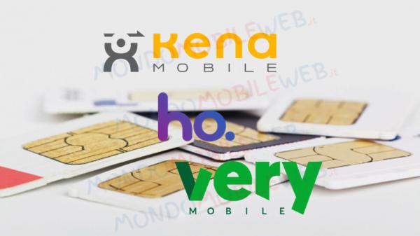 Porta un Amico Kena ho. Very Mobile