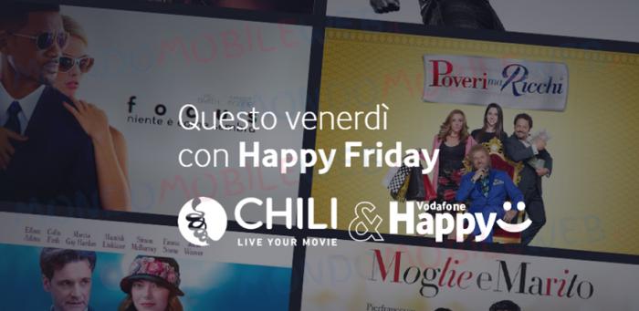 Happy Friday Chili