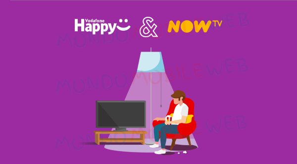 Vodafone Happy Friday NOW TV Cinema