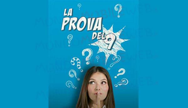 Photo of Wind: su WinDay nuovo quiz a premi La Prova del 9. In palio fino a 1000 euro