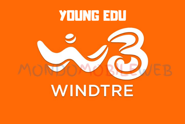 Photo of WindTre Young Edu: 40 Giga, 200 SMS e minuti illimitati scontato per i primi 3 mesi