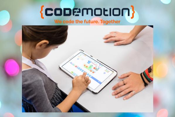 Photo of Codemotion ed Amazon: webinar gratuito per insegnanti a favore delle discipline STEM