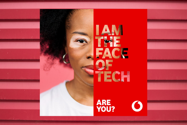 Photo of #Changetheface, l'iniziativa di Vodafone per le donne nel mondo tech