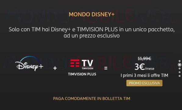 TIM Disney