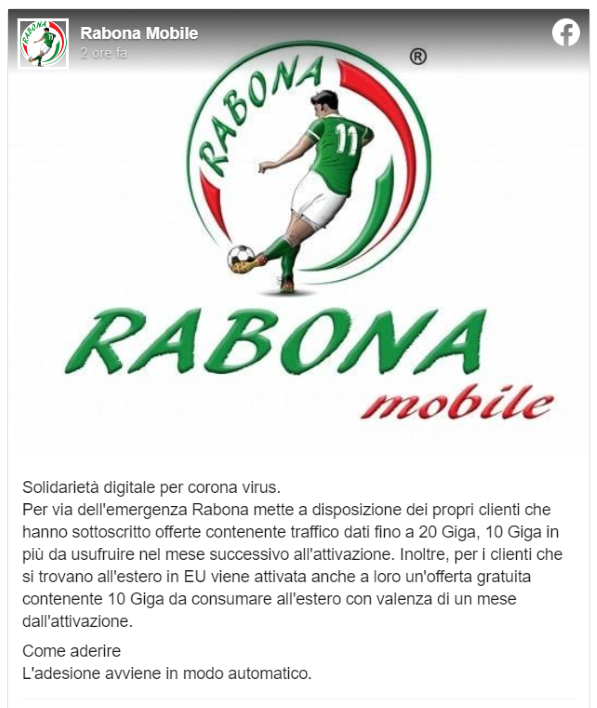 telefonia Rabona Mobile