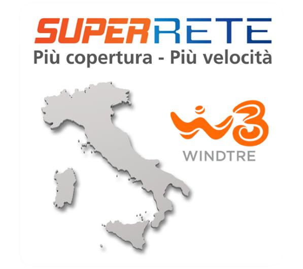 rete mobile 5G Ready