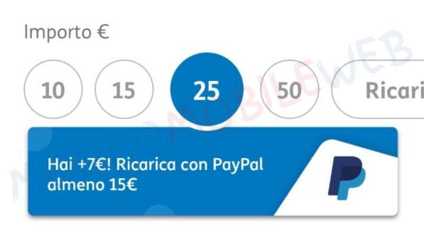 Tim 7 euro gratis