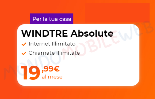 WindTre Absolute