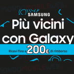 Samsung Galaxy rimborso